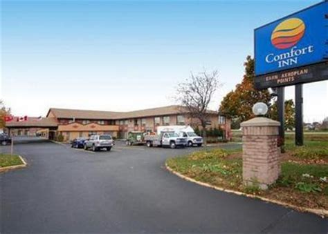 Comfort Inn Kitchener Kitchener Deals See Hotel Photos