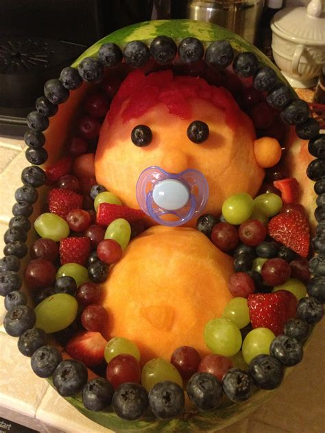 Baby Shower Fruit Tray by Baby Shower Fruit Tray Ideas Wedding