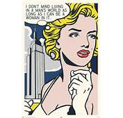 Details About Marilyn Monroe  Pop Art Poster 61x915cm