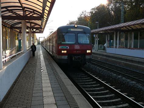 zubringer frankfurt flughafen die riedbahn und frankfurt am 25 10 08