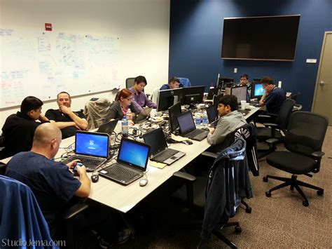 It The Office by Software Developers From Across The World Using The Flex