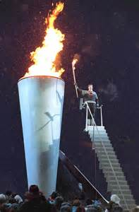 lighting ceremony file olympic torch lighting ceremony a look back at the
