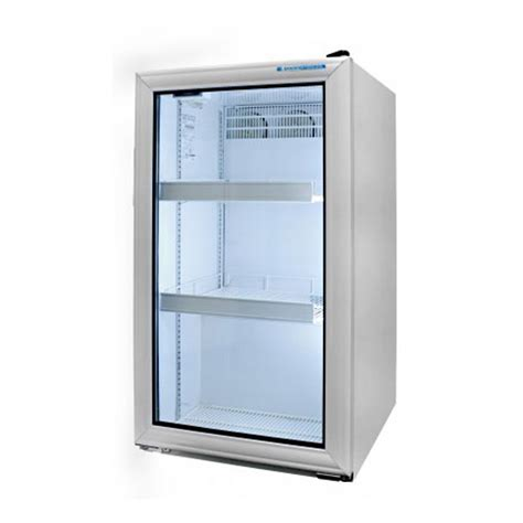 Countertop Display Fridge by Sanden Sac 120sax 1 Door Countertop Display Fridge B