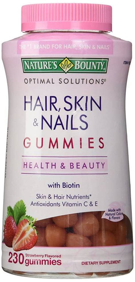 hair skin and nails what is the best vitamin stack for hair and nails growth