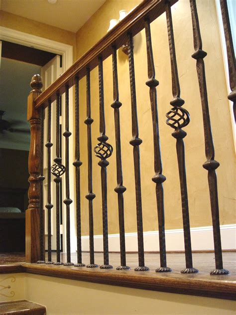 types of banisters iron balusters patterns trinity stairstrinity stairs