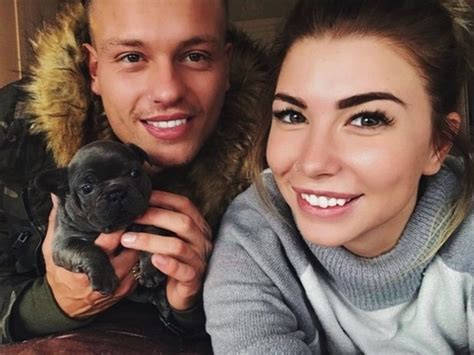 love island alex bowen and olivia buckland so happy love island s olivia buckland and alex bowen have quot first