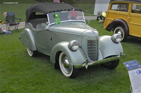 bantam car 1939 american bantam model 60 conceptcarz com