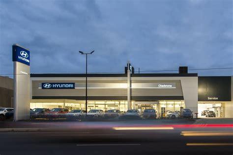 Hyundai Dealer by Hyundai Hyundai Reveals New Retail Look Goauto