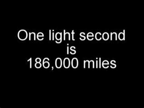 How Many In One Light Year by How Far Is A Lightyear