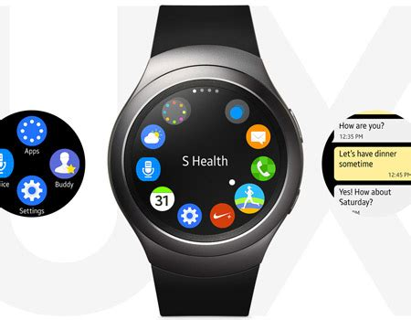 Samsung Gear S2 samsung gear s2 smart gray price review and buy in dubai abu dhabi and rest of