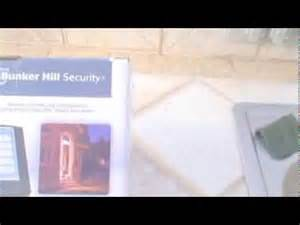Full Download Bunker Hill 36 Led Solar Security Light Bunker Hill 36 Led Solar Security Light