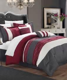 burgundy carlton comforter set zulily