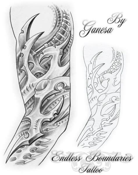 biomechanical tattoo ontario biomechanical by ganesa by ganesaishaya deviantart com on