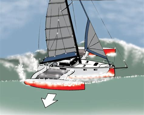 catamaran cross beam design 162 best catamaran trimaran images on pinterest