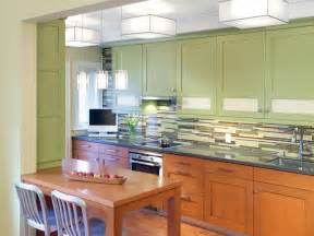 ideas for painted kitchen cabinets painting kitchen cabinet ideas pictures tips from hgtv