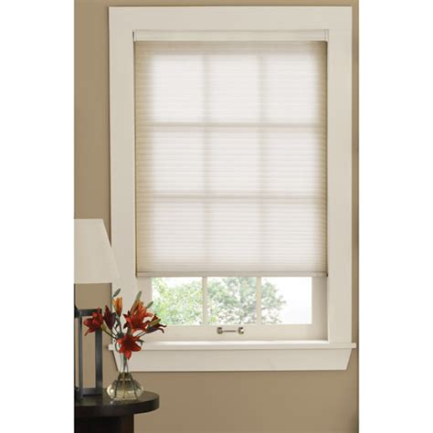 Cordless Cellular Blinds Bali Cordless Cellular Blinds Alabaster Walmart