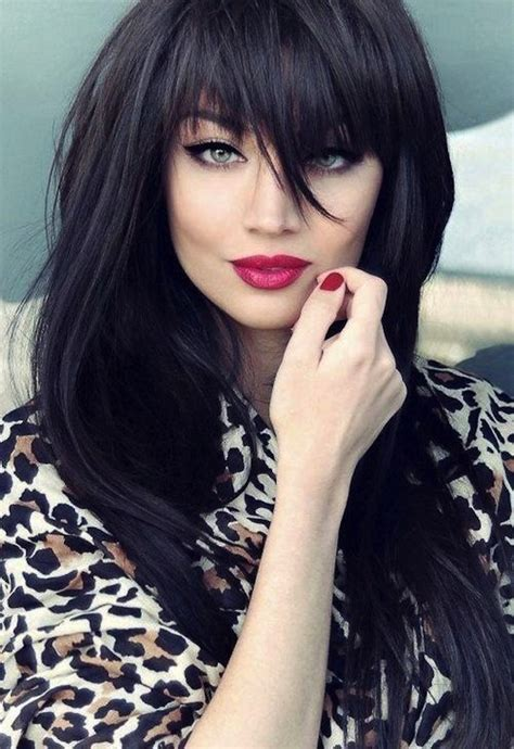 long black hairstyles 2014 with pin ups women long hairstyles for office wardrobelooks com