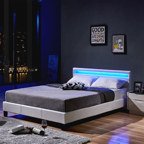 Bett Real by Led Bett Astro 140 X 200 Wei 223 Klassisches Bett Real