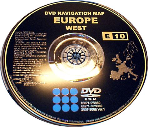 lexus map dvd diy updating your navigation dvd with new version page