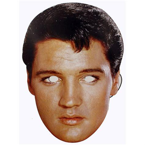Printable Elvis Mask | elvis free printable masks oh my fiesta in english