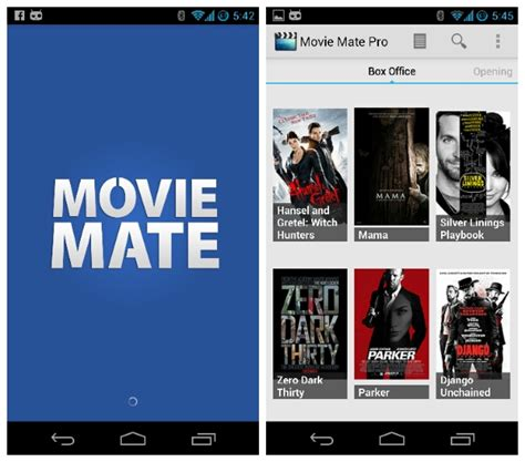 film it app movie mate pro an android app to search movies easily