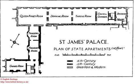 st james palace floor plan pin by enric de gim 233 nez on imperial and royal residences