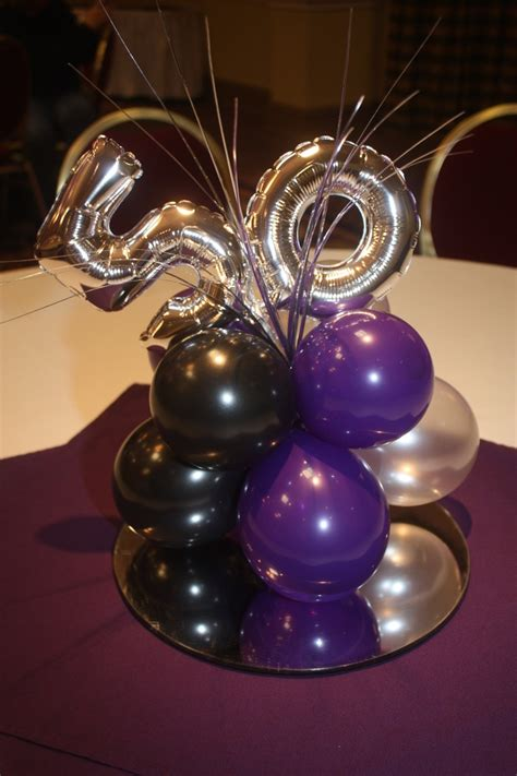 centerpieces for 50th birthday balloon centerpiece for 50th birthday ballooncenterpiece 50thbirthdayballoon balloon