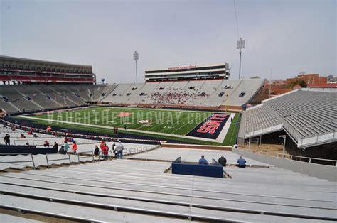 copyright section 106 seating section k vaught hemingway stadium ole miss