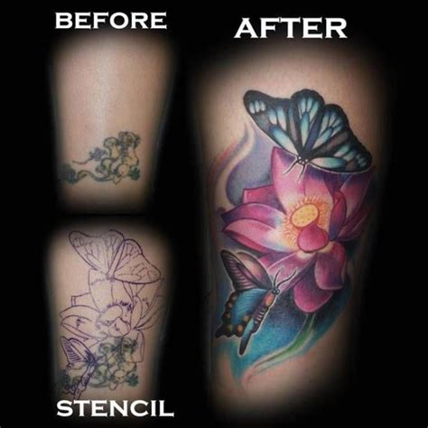 butterfly cover up tattoo designs cover up tattoos search fix that ink