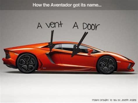 Lamborghini Car Names Bulls A Vent A Door A New Lambo Photo Takio