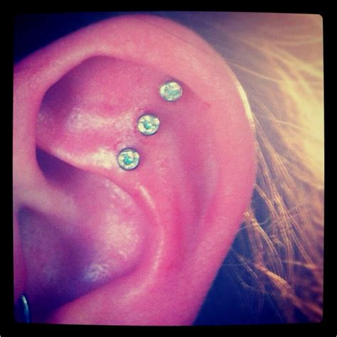 in living color plattsburgh ny 25 best cartilage piercing ideas on