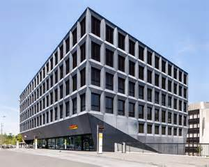 architecture photography office building in liestal