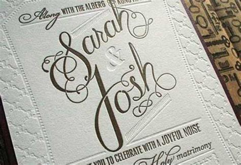 Wedding Invitations Exles by Sted Wedding Invitation Ideas Wedding Invitation