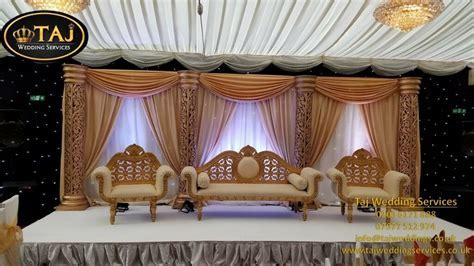 Asian Indian Wedding Mehndi Stages,Decor Marquee Tent Hire