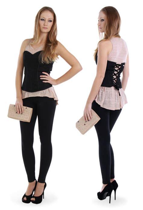 corset si鑒e fashion corselets e corsets tend 234 ncia inverno 2012