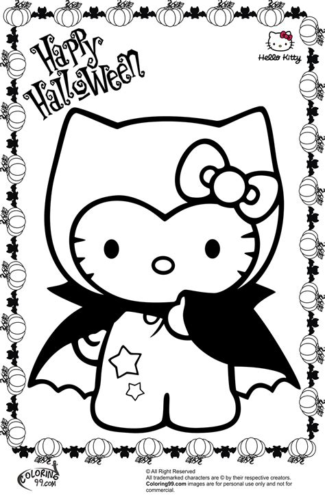 hello kitty witch coloring pages hello kitty halloween coloring pages team colors