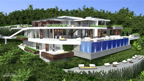 Modular Homes California by 1300 Beverly Estates Ameen Ayoub Design Studio