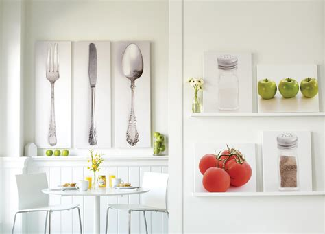 ideas for decorating kitchen walls image gallery modern kitchen wall art