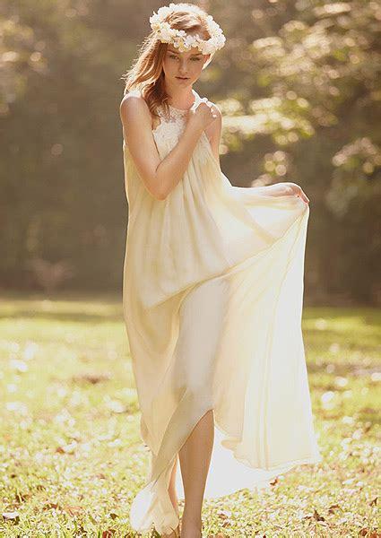 imagenes de vestidos de novia hippie chic vestidos de novia estilo hippie chic innovias