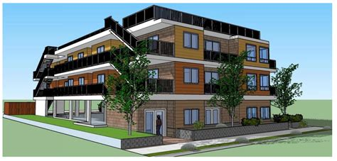 early design guidance meeting set for three story 11 unit