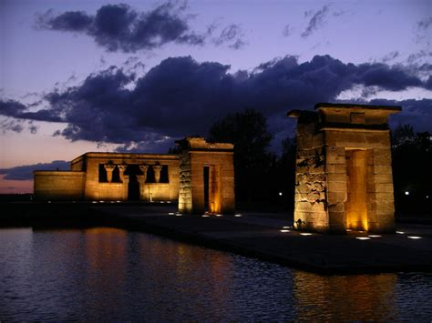 temple of debod madrid spain top 10 things to do in madrid