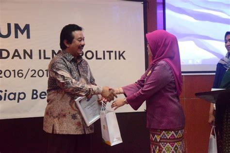Plakat Seminar Nasional by Selenggarakan Yudisium Fisip Cetak Lulusan Yang Mandiri