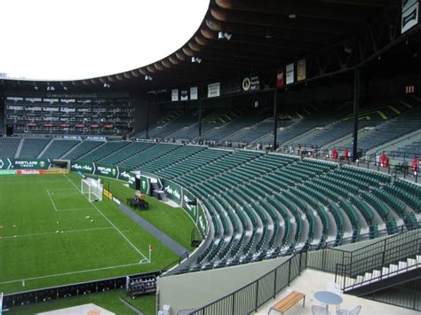 Timbers Army Section by Portland Timbers Vs Real Salt Lake Not Your Average Engineer