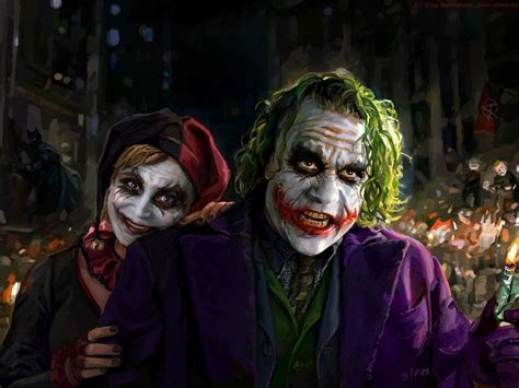 imagenes de el joker llorando harley y el joker wall street international