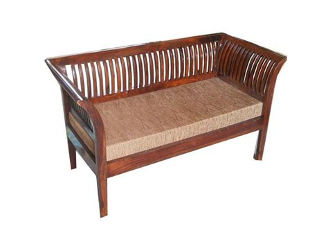wooden sofa indian style simple indian wooden sofa all