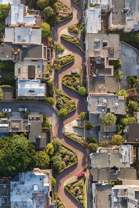 best airbnbs in san francisco lombard street aerial lombard street is quot known quot as one