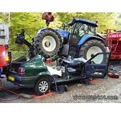 Tractors  Farm Machinery Tractor Vs Car