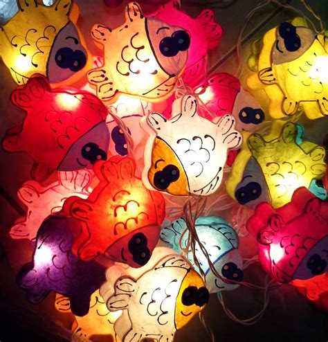 Guirlande Lumineuse Decorative by Business Import Export International D 233 Coratives