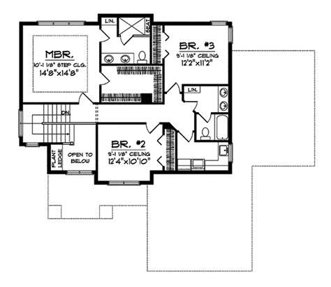 House Plans Utah Craftsman Utah Place Craftsman Home Plan 051d 0580 House Plans And More