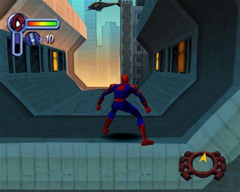 emuparadise spiderman spider man e iso